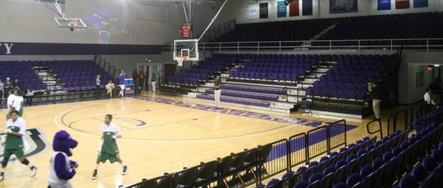 High Point Panthers basketball arena, Millis Center.