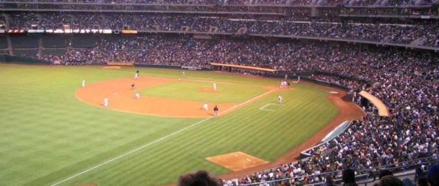 Homeplace of the Oakland Raiders and the Oakland Athletics