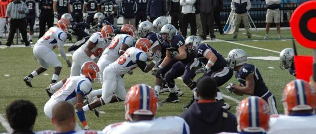 Savannah State Tigers football team vs. Old Dominion Monarchs in Norfolk, Virginia.