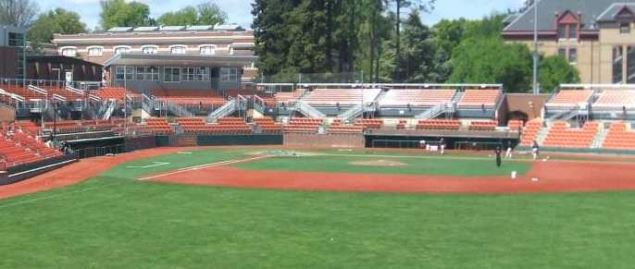 OSU Beavers Goss Stadium in May of 2009