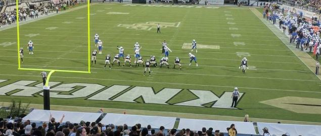 The UCF Knights take on the Memphis Tigers.