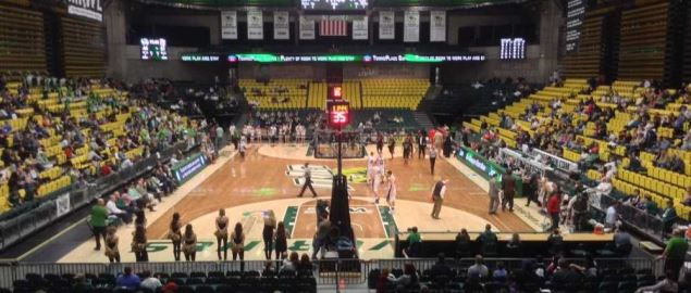 Utah Valley University vs. Seattle University.