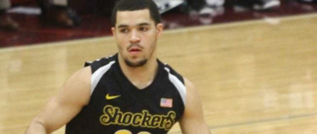 Fred VanVleet for the 2014–15 Wichita State Shockers men's basketball team.